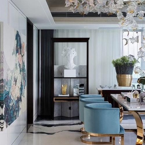 Anna Casa U2013 Luxury Interior Design U0026 Styling, Chelsea London,