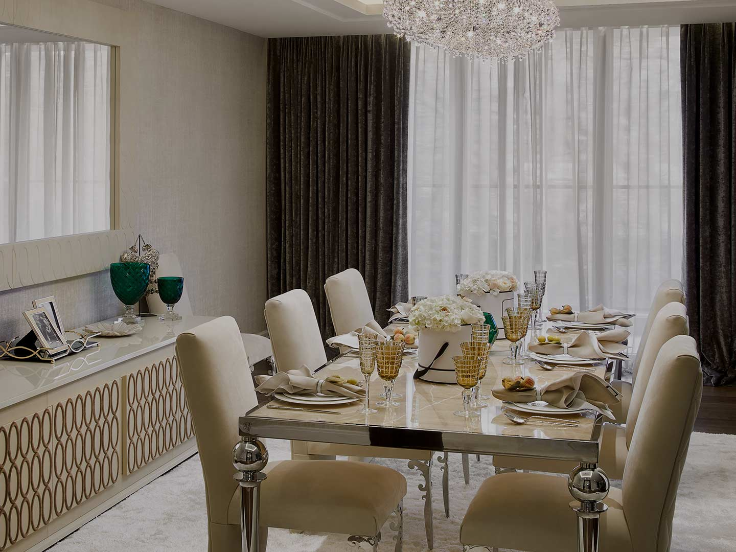 Anna Casa Luxury Interior Design Styling Chelsea London
